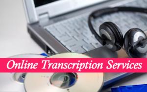 Transcription Serivces